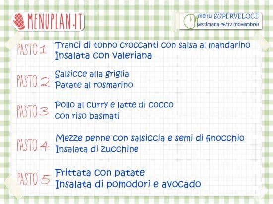 menu-settimanale-ricette-veloci